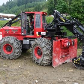 PHILIPP ForstWerkzeuge NORDCHAIN Forst Schneeketten für Harvester Skidder