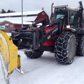 NordChain-Kette-auf-Traktor