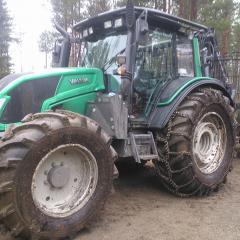 PHILIPP ForstWerkzeuge NORDCHAIN Forst Schneeketten für  Traktoren