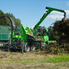 PHILIPP ForstWerkzeuge HULTDINS Holzgreifer SuperGrip I mit Mobilhacker
