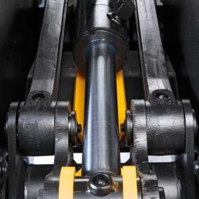 SuperGrip I-S-VM zwei Zugstreben aus Vollmaterial