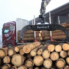 PHILIPP ForstWerkzeuge HULTDINS Holzgreifer SuperGrip II 520