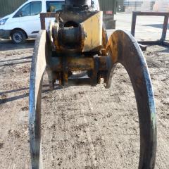 PHILIPP ForstWerkzeuge INDEXATOR Einbaurotator IR 20, 45000 Kg statische Last