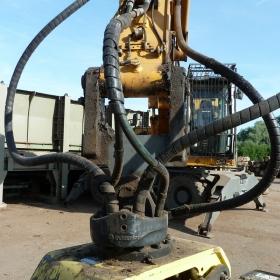 PHILIPP ForstWerkzeuge INDEXATOR IR Einbaurotator