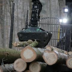 PHILIPP ForstWerkzeuge INDEXATOR Forst Rotatoren G 141-Y mit HULTDINS SuperGrip II 360-S