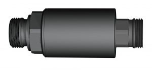 PHILIPP ForstWerkzeuge INDEXATOR Drehverschraubungen BSPP Außengewinde 60° Konus mit ED Dichtung x M Außengewinde (G ED-AG x M-AG)