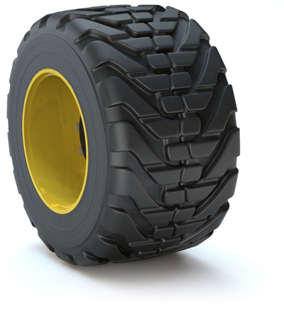 PHILIPP ForstWerkzeuge CLARK TRACKS Forstbänder Reifenauswahl, Reifenprofile