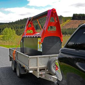 Einfacher Transport