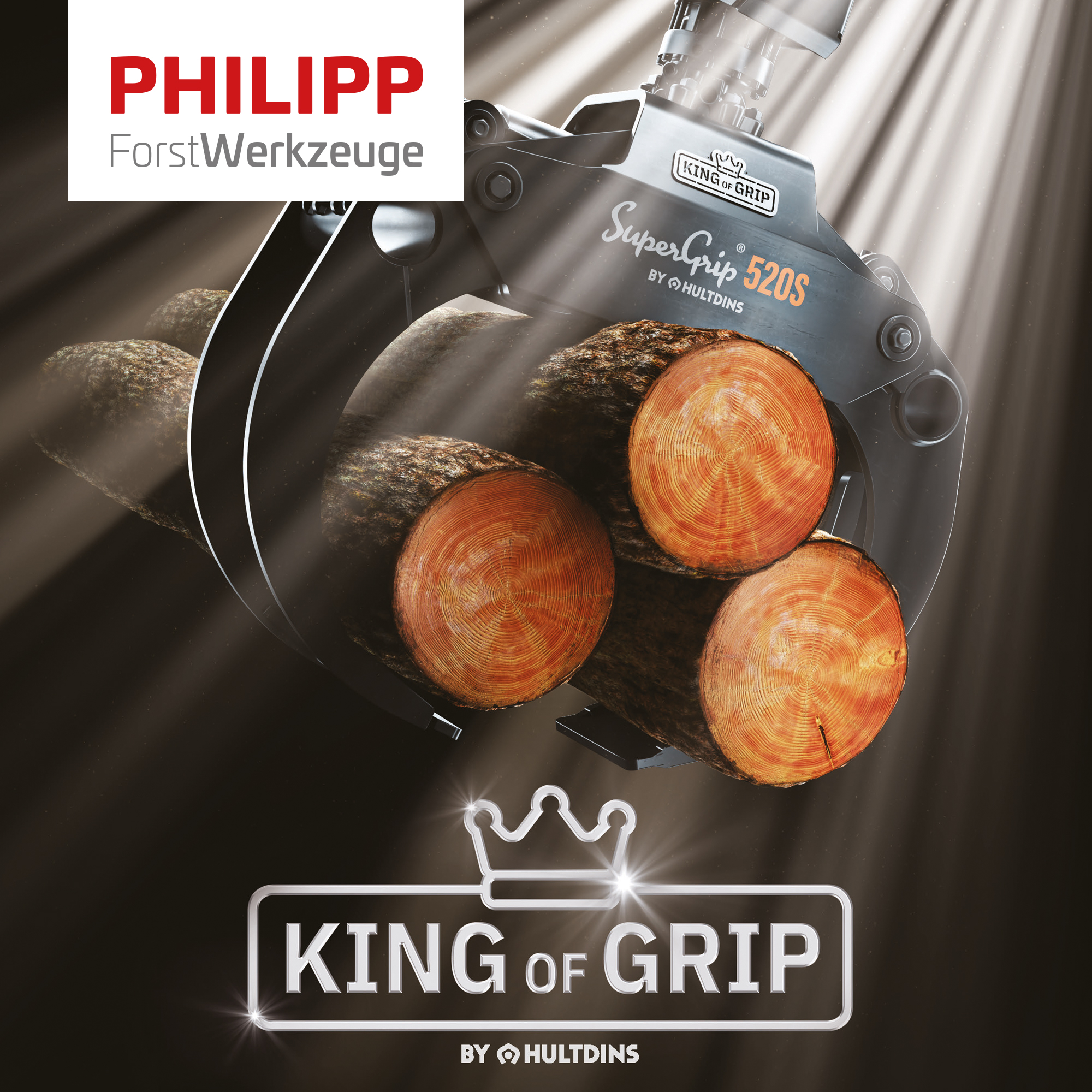 HULTDINS King of Grip