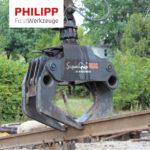 HULTDINS Mehrzweckgreifer RailGrapple RG16
