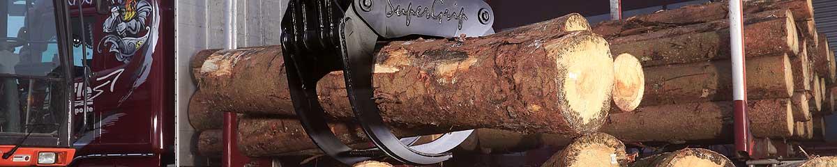 PHILIPP ForstWerkzeuge HULTDINS Holzgreifer SuperGrip, Holzgreifer, Holzzange, Holztransporte