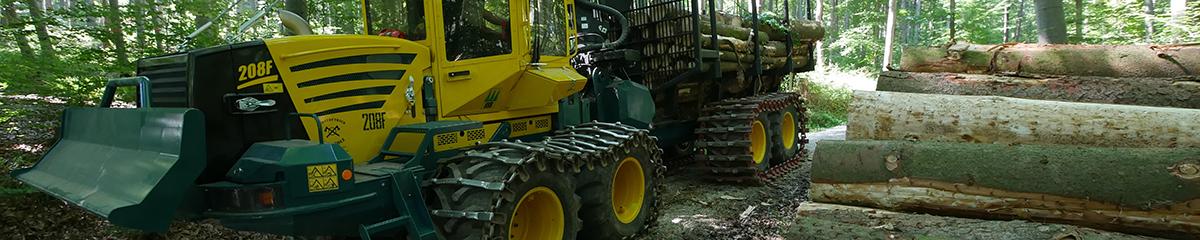 PHILIPP ForstWerkzeuge HULTDINS Krandämpfungen für Frontlader, Radlader und Stapler, Dämpfung Ladekran, Dämpdung Frontlader, Dämpfung Radlader, Dämpfung kleiner Bagger Dämpfung Stapler