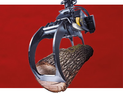 PHILIPP ForstWerkzeuge HULTDINS Greifer, Greifersägen, Sägeeinheiten für professionelle Forstmaschinen