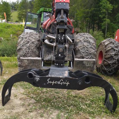 PHILIPP ForstWerkzeuge LetGet 2019, HULTDINS SuperGrip, Traktionsketten, Holzgreifer