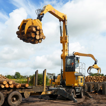 PHILIPP ForstWerkzeuge POWERHAND Greifer