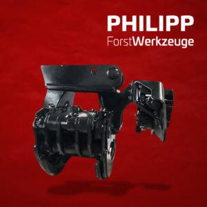 PHILIPP ForstWerkzeuge HULTDINS Greifer, Holzgreifer