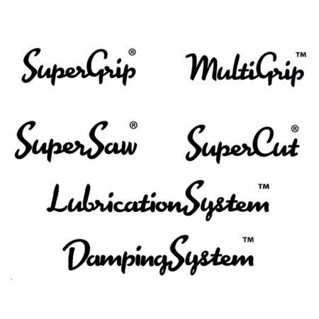 PHILIPP ForstWerkzeuge HULTDINS Logo Produkte, Greifer, SuperGrip, MultiGrip, SuperSaw, SuperCut, LubricationSystem, DampingSystem