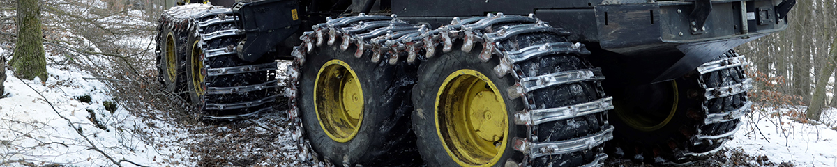 PHILIPP ForstWerkzeuge CLARK TRACKS Forstbänder, Bodenschonung, TXL, Bodenschutzband, Bänder für Bodenschonung, Band für Arbeiten am Hang, Extra-Breite Bodenplatte, Bänder ohne Spikes, Moorband, Band für Weichboden