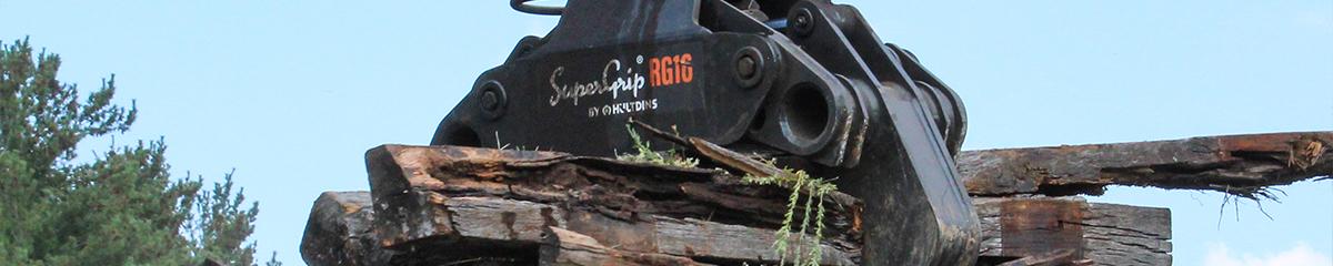 RailGrip Header