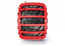 Clark-Bänder-Bogieband-Rocky-50-RL50-Profil