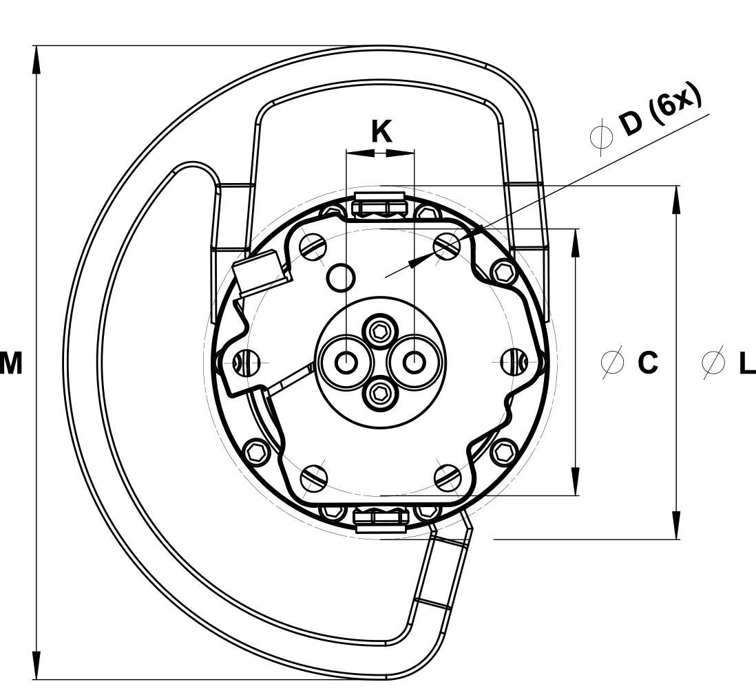 indexator-forst-rotator-für-greifersäge-rotator-für-greifer-säge-hydraulischer-drehmotor-flügelzellenmotor
