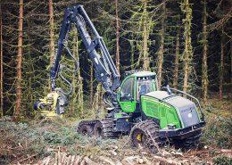 PHILIPP ForstWerkzeuge CLARK TRACKS Forstbänder für Weichböden, Super Flotation 16 (SFL16), Forsttechnick