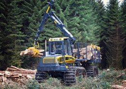PHILIPP ForstWerkzeuge CLARK TRACKS Forstbänder Allroundeinsatz, Terra 85 (TL85)