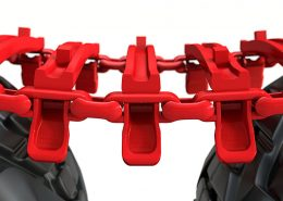 Terra-FX95-FX95-Profil-Clark-Bänder-Detail
